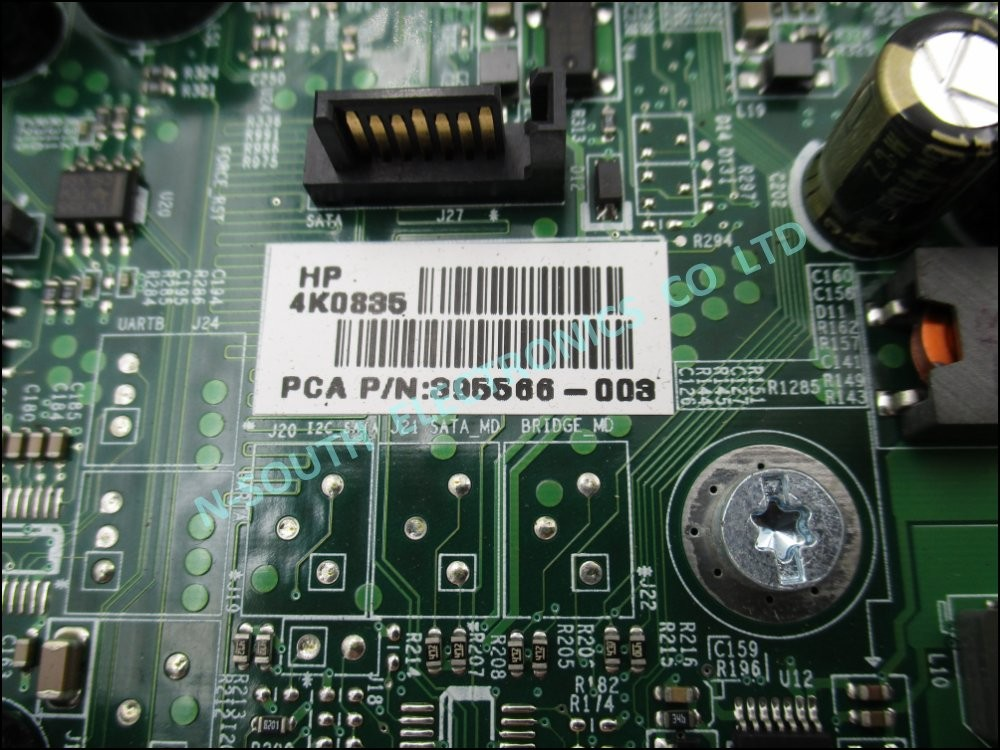 461081-001 HP PROLIANT ML350 G5 SYSTEM BOARD 395566-003