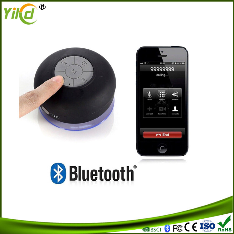 Free Sample New Model Smart Wireless Ws-266 Car Speaker Factory Price from China