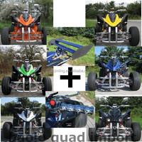 Racing ATV 250CC Parts.Jinling ATV Parts.