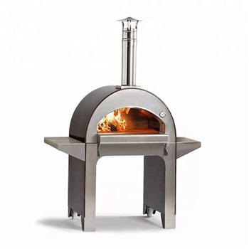 Tedesco Legno Licenziato In Acciaio Inox Forno Per Pizze Buy In