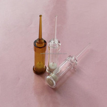 cosmetic bottle wholesale 1ml amber e liquid bottles disposable syringe airless plastic bottle