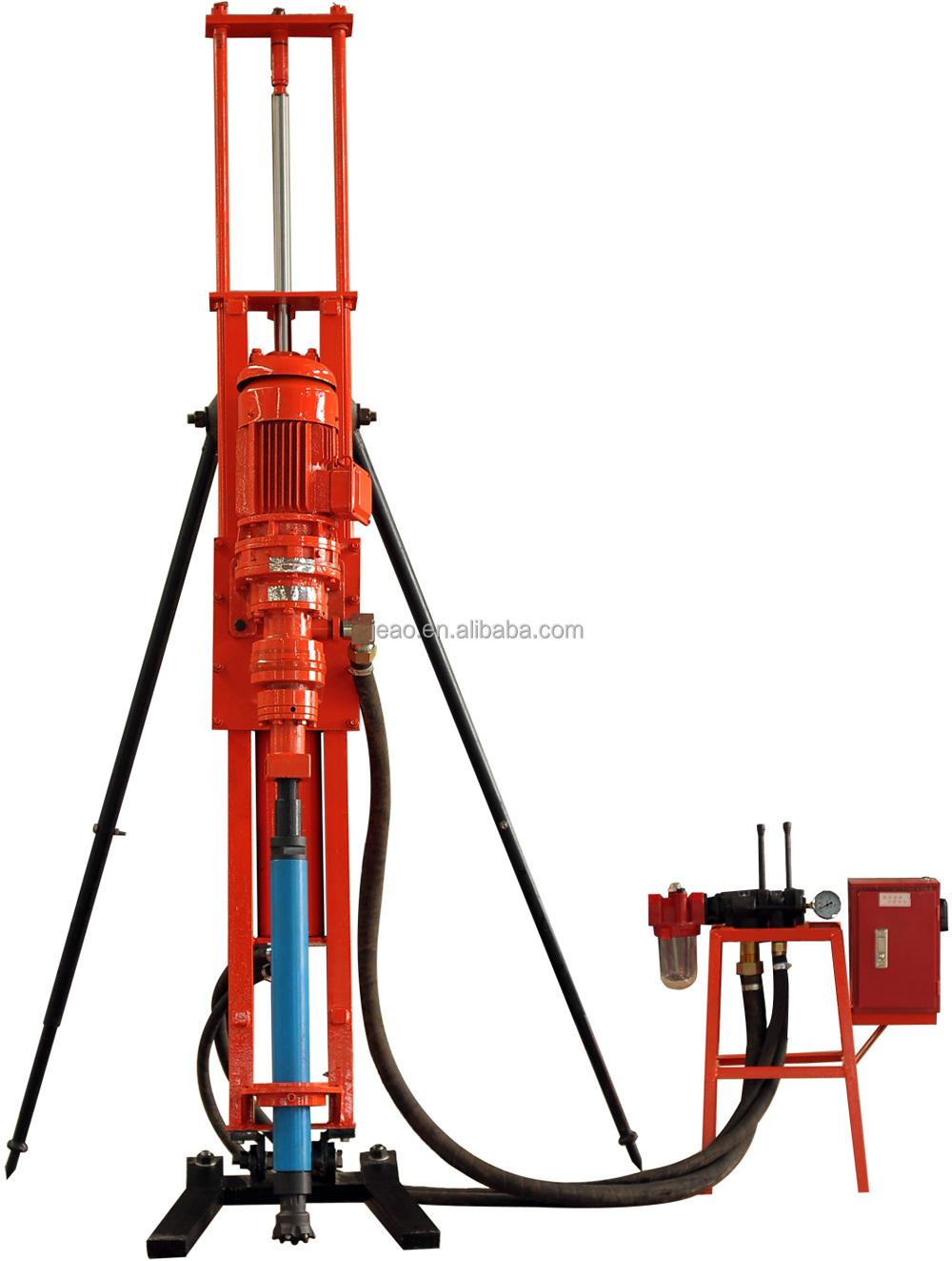 2014 Hot Sale Cheaper Mini Rock Portable Drilling Rig