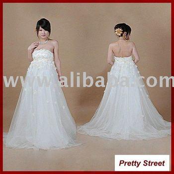Pregnant Wedding Dress.Beautiful Modern Pregnant Wedding Dress Bridal Gown F155 Buy Wedding Dress Product On Alibaba Com