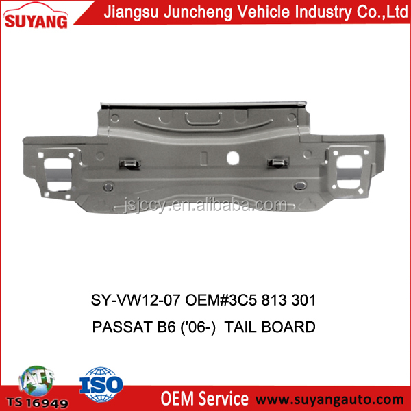 Car Body Panel Tail Board for VW Passat B6(06'-)