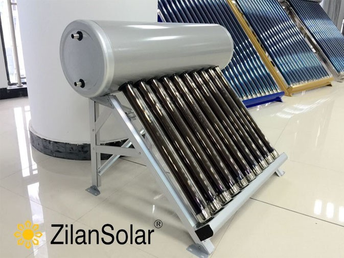Portable Solar Water Heater : Small solar water heater liters buy