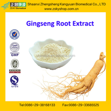 GMP Factory Supply Natural Panax Ginseng Root Extract