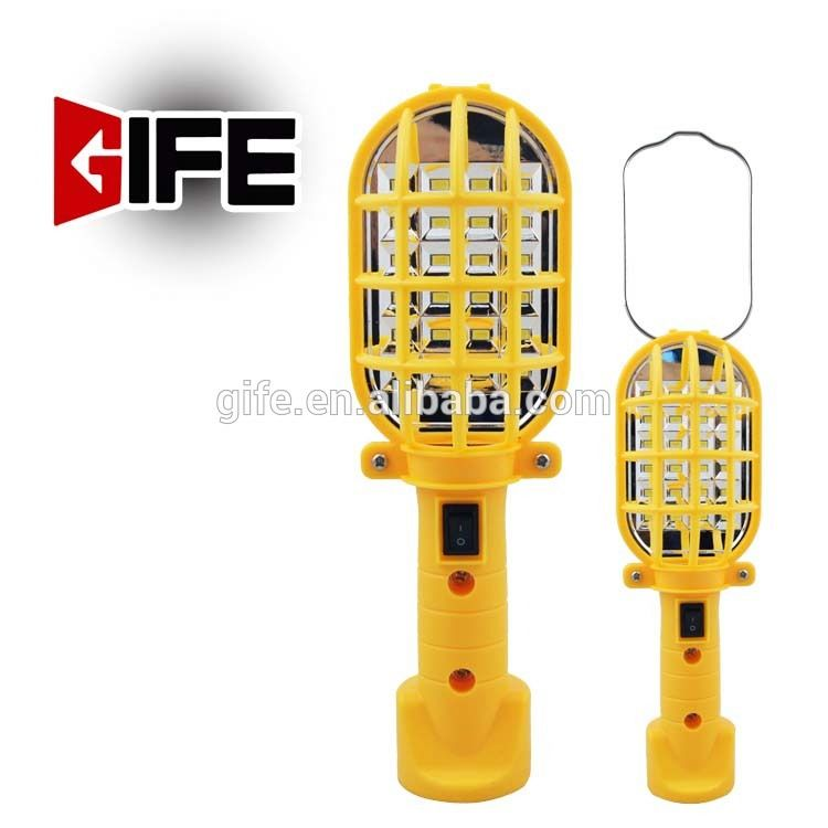 GF-7034 Hot Sale Promotion 24 SMD working light led Multifunction work lamp
