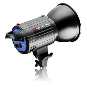 Mettle MT-250 250W Studio Strobe Flash Light for Photography and Video