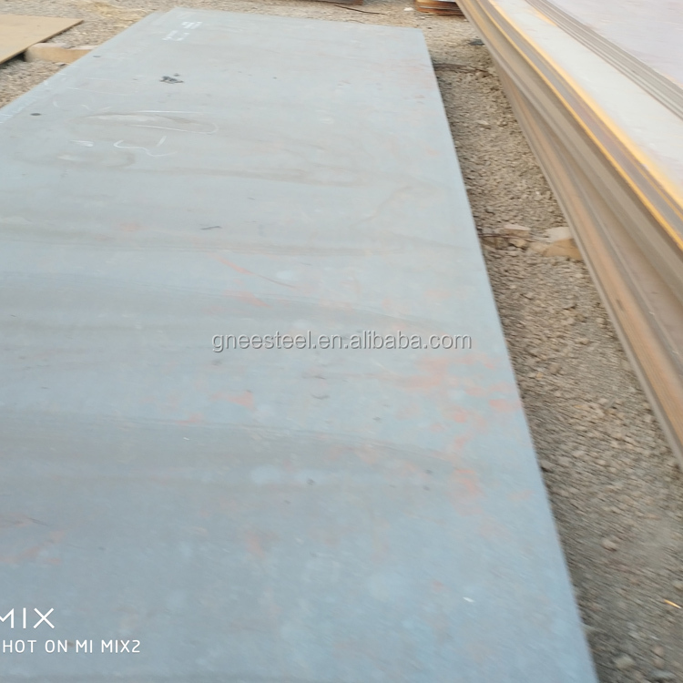15Mo3 pressure vessel quality plate steel plate