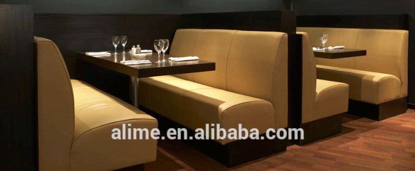 Alime diner stand zetels bank stoelen restaurant tafels en