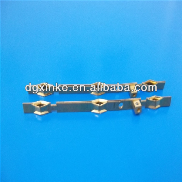 industrial used electrical annealed copper plug and socket