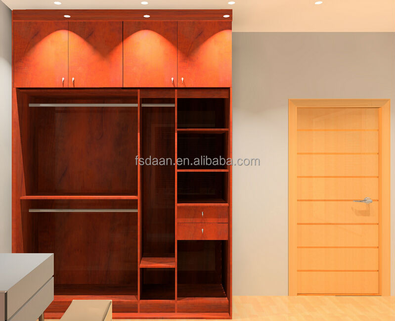 Kerala Cheap Corner Wood Bedroom Wardrobe Design - Buy ...