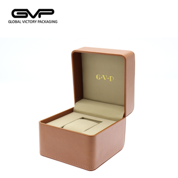 GVP original Brand Watch Box leather Gift Boxes