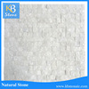 polished natural crystal marble tiles polished tumbled surface stone marble price per square meter