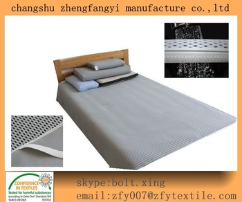 2015 New Arrival Amp Free Sample Vibrating Mattress Pad For