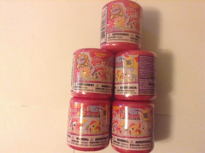 My Little Pony Fash'ems Series 5-Bundle of 5