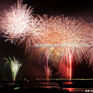 1.3 g fireworks big professional effect firework shell for sale projector