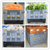 20% OFF storage pallet box fish transport container plastic crate
