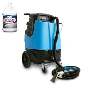 Get Quotations · HP120 Grand Prix™ Mytee Heated Carpet Extractor and One Case (8 Quarts) of
