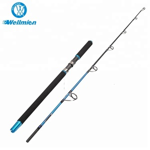 Telescopic Adjustable Length Integrates Pole Blank Fly Fishing Rod