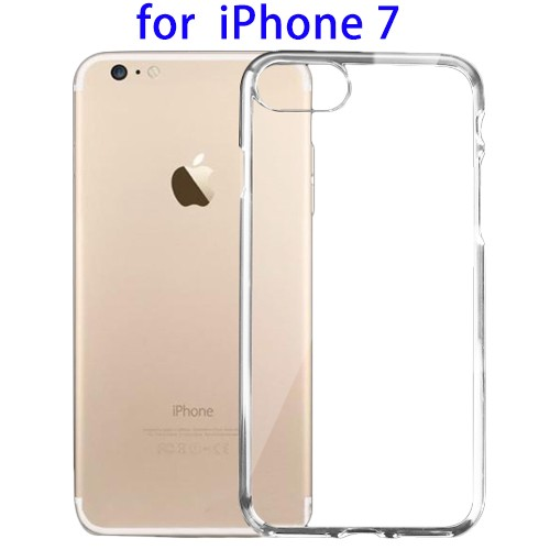 Wholesale Ultra Thin Soft TPU Phone Case for iPhone 7 Case Transparent