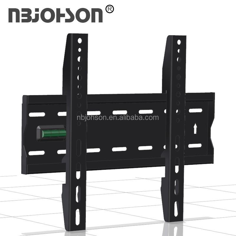 GS Certified 15-42 Inch Fixed Flat Panel TV Wall Mount Bracket (BO0032)