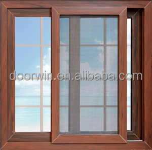 Double glazing aluminium sliding window buy aluminum for Sliding window design for home