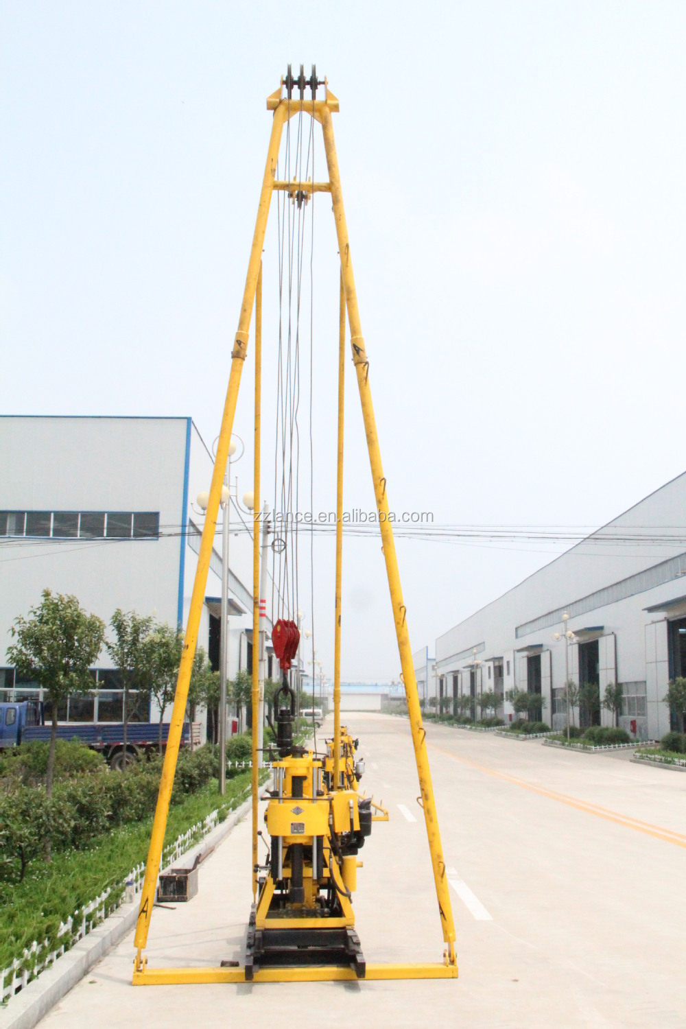 ground drilling machine