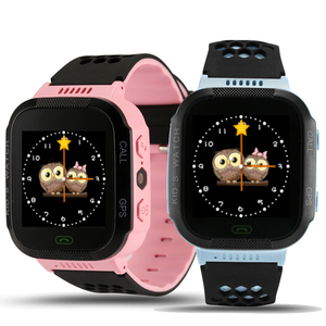 Kids GPS Smart Watch Q528 Y21 For Children GSM+GPS+LBS bluetooth kid watch sos smart watch