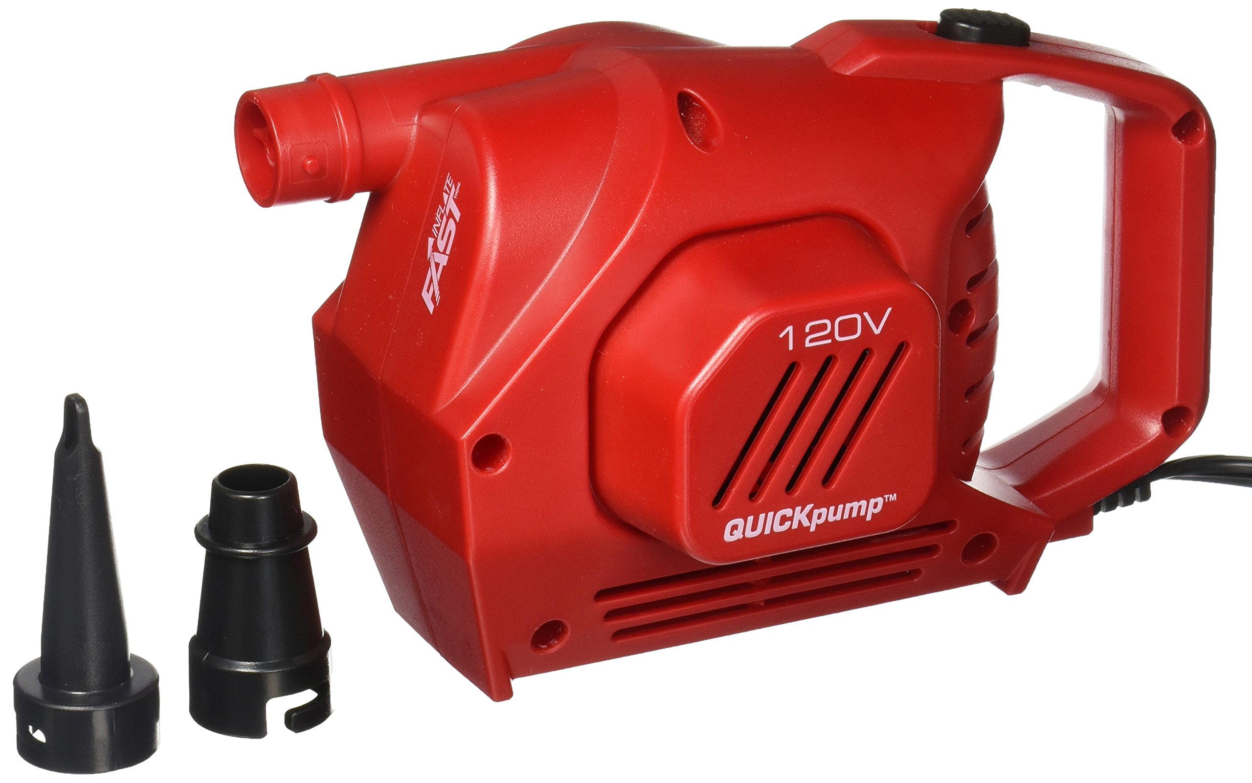 Coleman 120V Electric Quick Pump, Colors May Vary