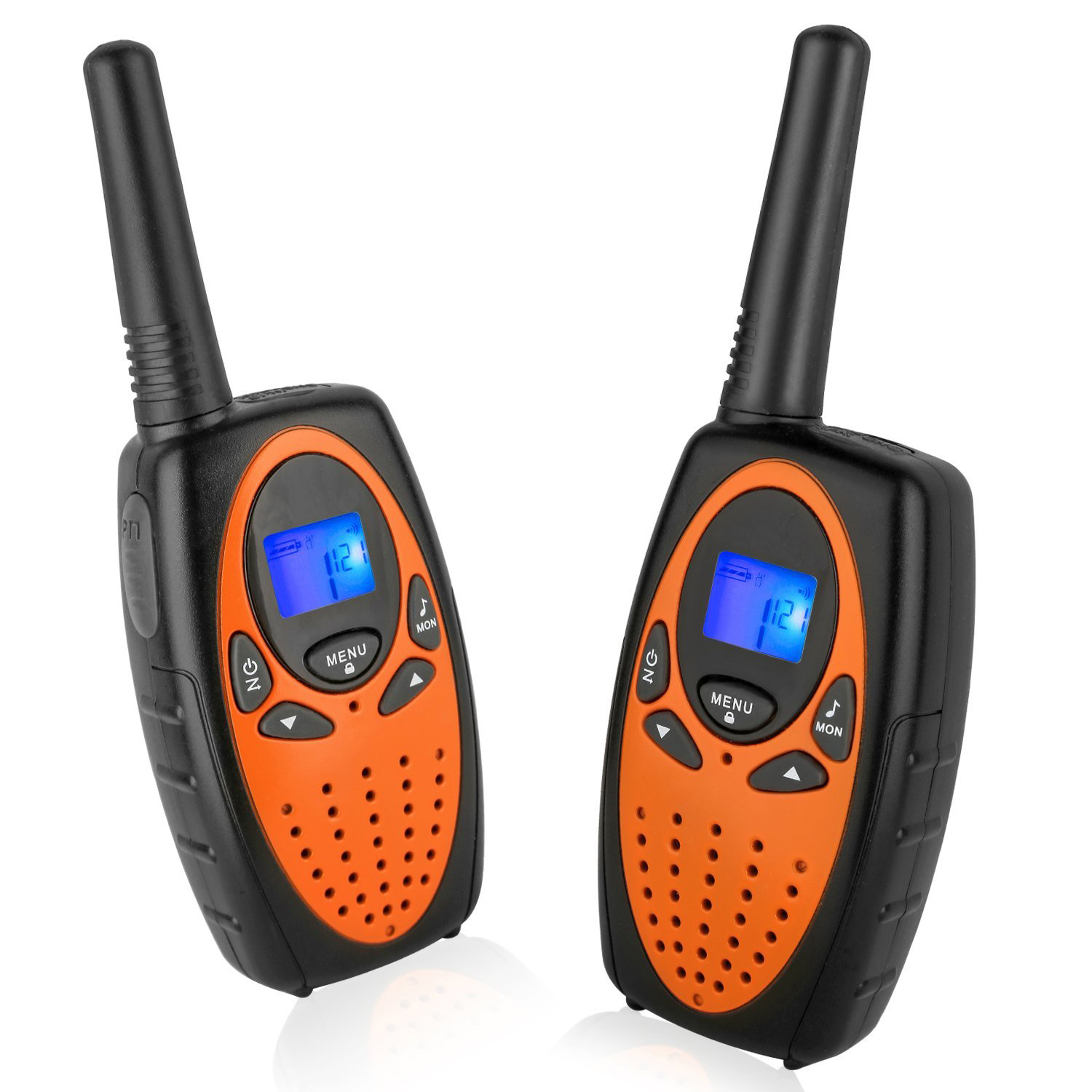 Rechargeable long range handheld portable mini kids walkie talkie children kids toy two-way radio