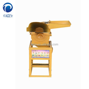 Durable steel good quality corn wheat crusher