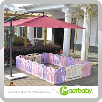 Charming Child Fence/baby Safety Fence/playpen Crib Baby Fence Candy Color