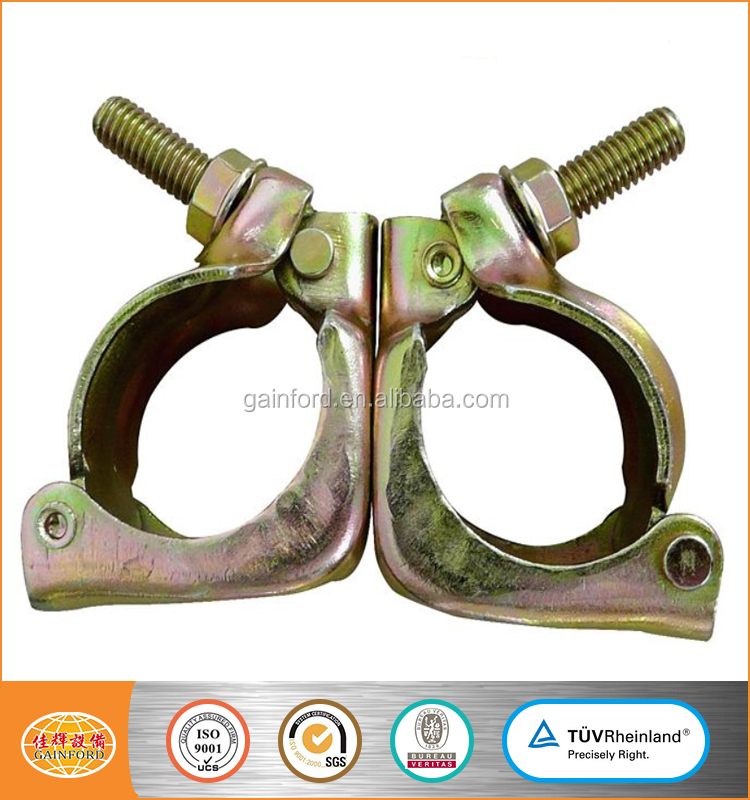 BS1139 Scaffolding Pressed Swivel Coupler
