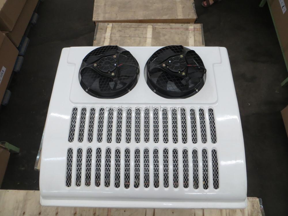 Yx-300 Dc 12v/24v Roof Mounted Refrigeration Unit For Deep Freezer ...