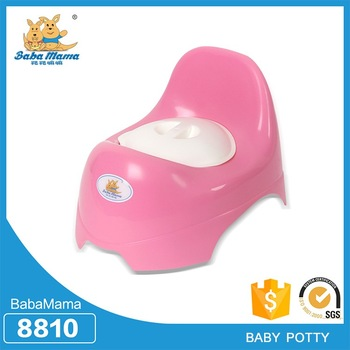 Sell well new type infant plastic toilet,training seat cover