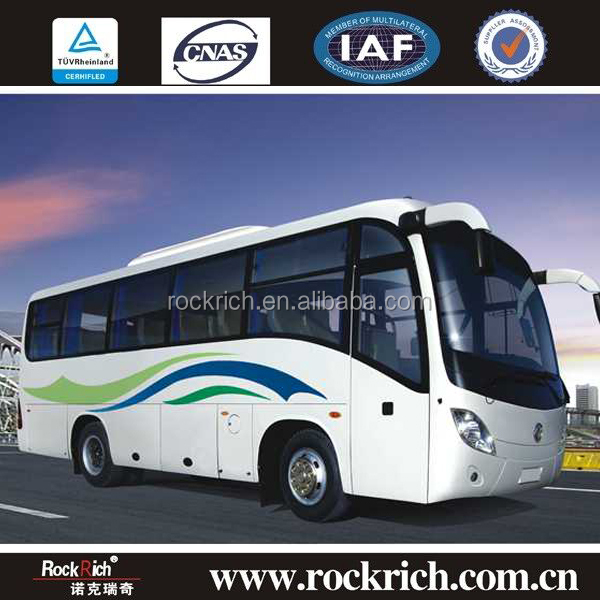 China Suppliers 2015 New Brand 10.5m 50 Seater Coach Bus For Sale ...
