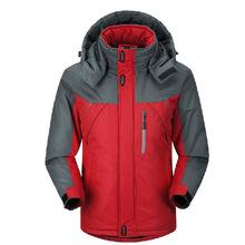 Pánská zimní bunda i v nadměrných velikostech 4XL/5XL
