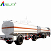 2 axles 3 axles oil fuel tanker farm agriculture trailer water tank tow hitch trailer