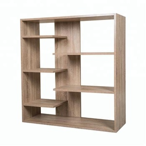 Nordic Concise Standard Modern Wooden Storage Bookcases & Bookshelves