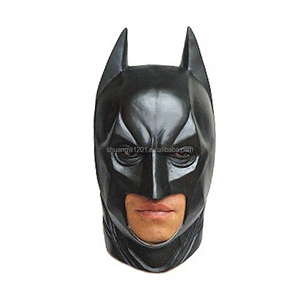 Halloween Costume Masquerade Full Face Batman Mask For Party