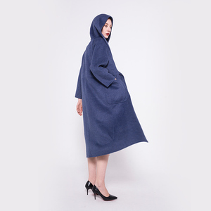 best price custom made cape blend girl 100% wool coat for women