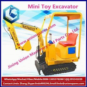 2015 Hot sale toy vehicle Type electric excavator indoor games, child excavator