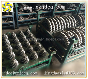 300F loader drive axle parts Spiral bevel products