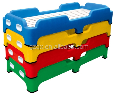Durable Colorful Plastic Kid Bed For Sale Hospital Baby