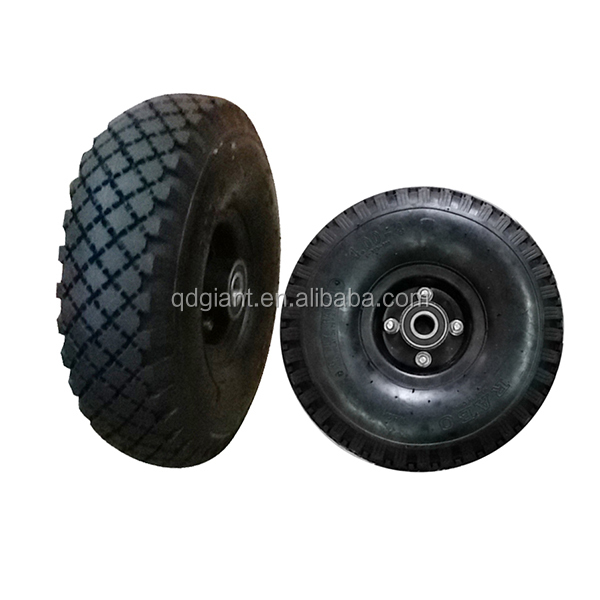 4.00-4 used aluminum truck Air wheels