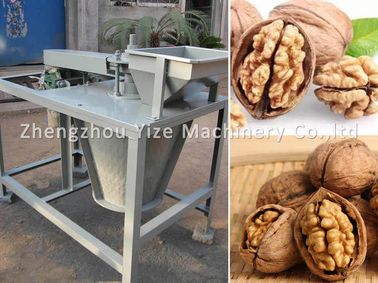 how to build a pecan sheller