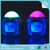 PN-1010 Light Alarm Clock Starry Projector Clock Night Light Clock