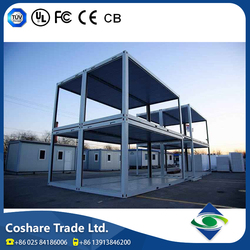 COSHARE No Complaints Technical Support two story steel structure warehouse