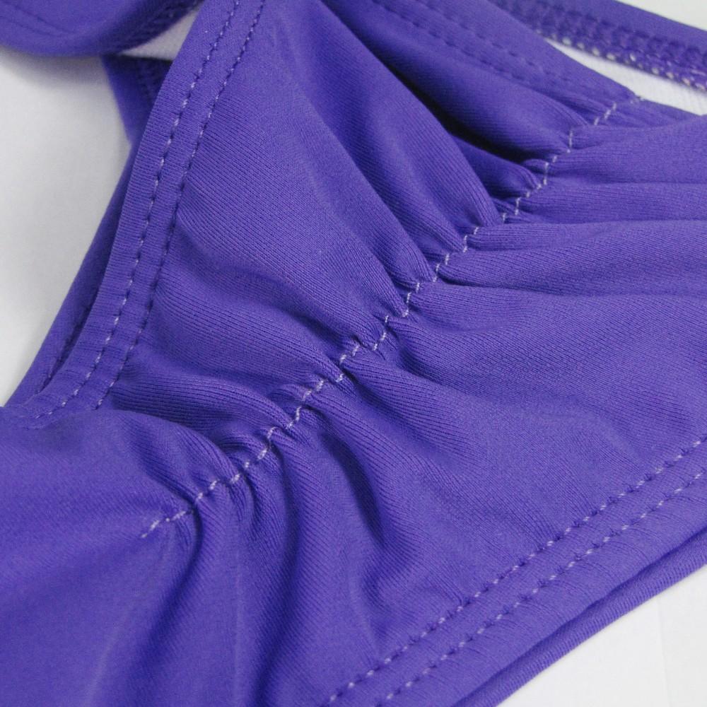 2016 Sexy Brazilian Mini Thong V Shape G-String Bikini Beach Underwear Swimwear 5 Colors Thong for Choice 17